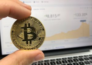 Invester i bitcoins via profitable tradere